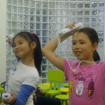Kids having fun at Elim Playroom